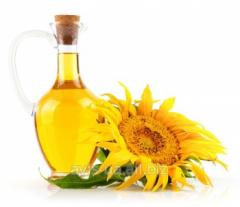 Sunflower oil organic (linoleic and high-olein)