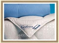 Одеяло - 100% пух гусиный, размер 155 х 205