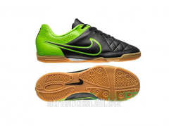 Footwear for the Nike TIEMPO RIO II IS hall, an