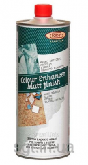 Faber COLOR ENHANCER MATT FINISH - for marble and