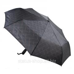 Складной оригинальный зонт Ferre(Черный)