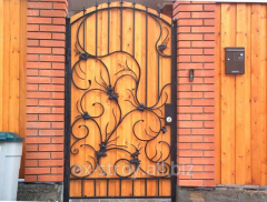To get shod gates in Kherson, stylish gates,