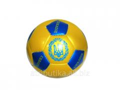 Mini-ball football souvenir Ukraine, art.