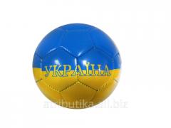 Mini-ball football souvenir Ukraine, art. FB-4099
