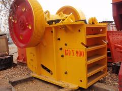 Crushers and crushing equipment, Crusher jaw