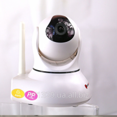 WiFi rotary IP camera of supervision PC5100 Wally