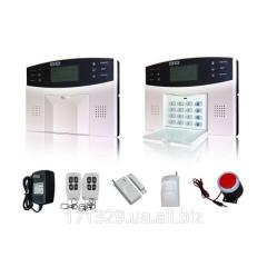 Комплект охранной сигнализации GSM 30A - 007M2B
