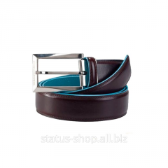 Кожаный ремень для брюк Piquadro(Коричневый)