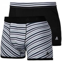 Set: man pants 2 in 1 Adidas Essentials, art.