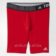 Layered clothing sports man's Adidas Techfit