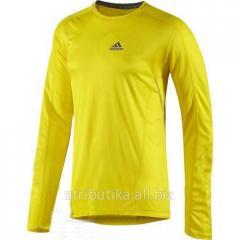 Thermot-shirt with long sleeve Adidas TF, art.