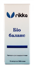 Reagent for preparation of water of Biot balance