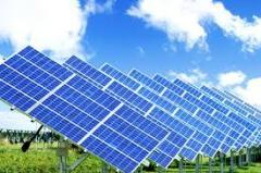 Оборудование на солнечной энергии