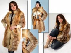 Fur coats are female