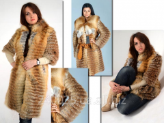 Fur coats are exclusive