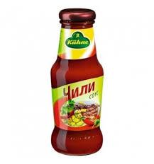 Chili sauce of 250 ml