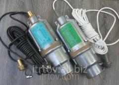 Household pump PIP submersible vibration