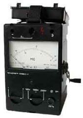 ES 0202/1G megaohmmeter