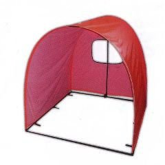Tent for shelter working in wells