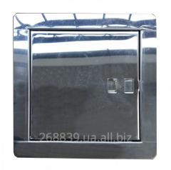 Sazhetrusk from a stainless steel 17kh17sm.