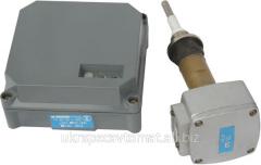 Sensor relay of level of capacitor POC 101, ROS
