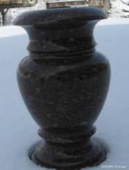Декоративные изделия из гранита, приобрести