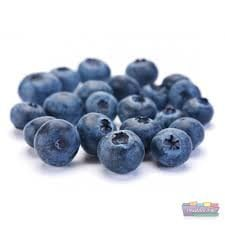 Bilberry the frozen IQF Bilberry Organic