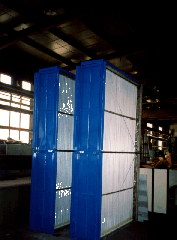 Heat exchangers utilizers of a special purpose