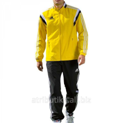 Sport wear Adidas Condi14 (yellow), art. F77207