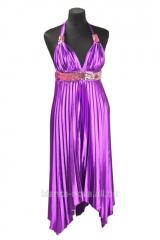 Коктельное платье  Фиолет.