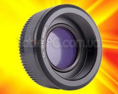 Адаптер переходник m42 Nikon AI объектив, (латунь,