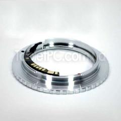 Адаптер переходник оптика Nikon для Canon