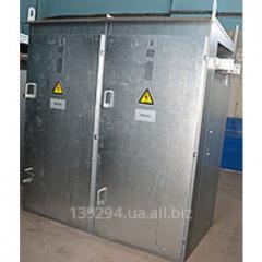 Galvanized substation of KTP, KRUN