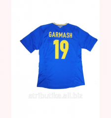T-shirt of the national team of Ukraine Adidas FFU