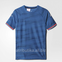 T-shirt sports game children's Adidas UCL TRG