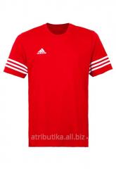 T-shirt sports game Adidas Entrada14 F50485, art.
