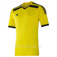 T-shirt sports game Adidas Regi 14 F50018, art.