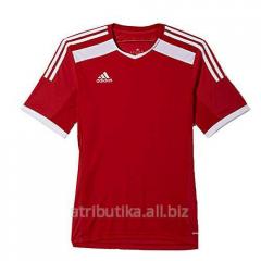 T-shirt sports game Adidas REGISTA 14, art. F50010
