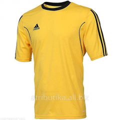 T-shirt sports game Adidas SQUAD 13 Z20626, art.
