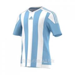T-shirt sports game Adidas Striped 15 S16139, art.
