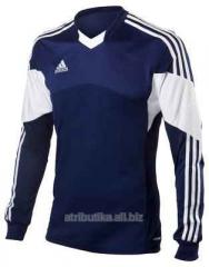 T-shirt sports game Adidas TIRO 13 Z20259, art.