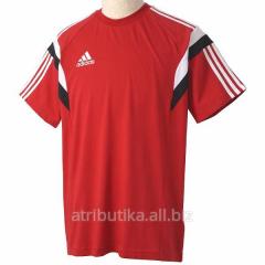 T-shirt sports training Adidas Con14 TEE F76963,