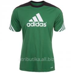 T-shirt sports Adidas SERENO 14 TRAINING JERSEY,