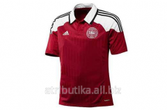 Adidas t-shirt of the National team of Denmark