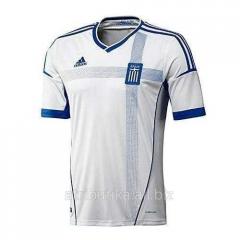 X11766 Greek national team Adidas t-shirt, art.
