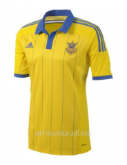 Adidas t-shirt of the national team of Ukraine FFU