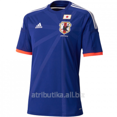 Adidas t-shirt of the national team of Japan JFA H