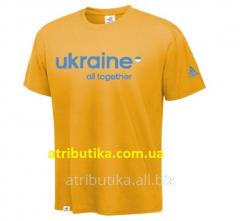 UKRAINE all together Adidas X25725 t-shirt, art.