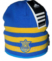 Cap sports Adidas FFU Ukraine, art. X16498