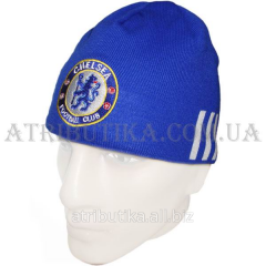 Cap sports Chelsie blue 3 strips, art. Chelsea 3